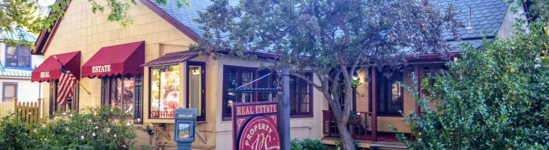 The Property Shop, Inc.   Glenwood Springs, CO