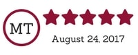 5 Star TPS Website Review - Marci Pattillo, August 2017