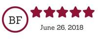 5 Star TPS Website Review - Marci Pattillo, June 2018