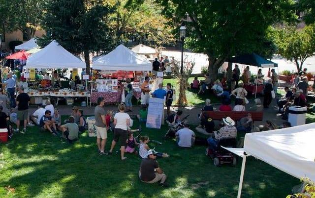 Glenwood Springs Downtown Market