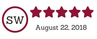 5 Star TPS Website Review - Wendy Harrison, August 2018