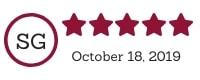 5 Star TPS Website Review - Janelle Lundin, Oct 18, 2019